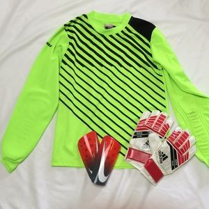 Other - Goalie gear!  Youth Large